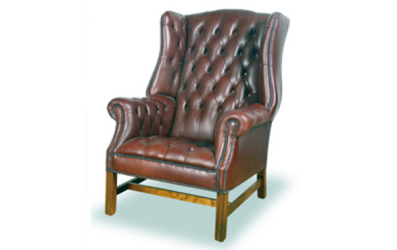 King James Wingback