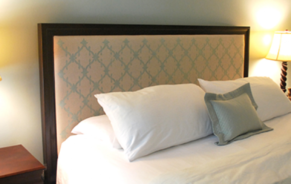 Kings-Moore Headboard