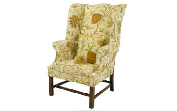 Miss Lillian Wingback