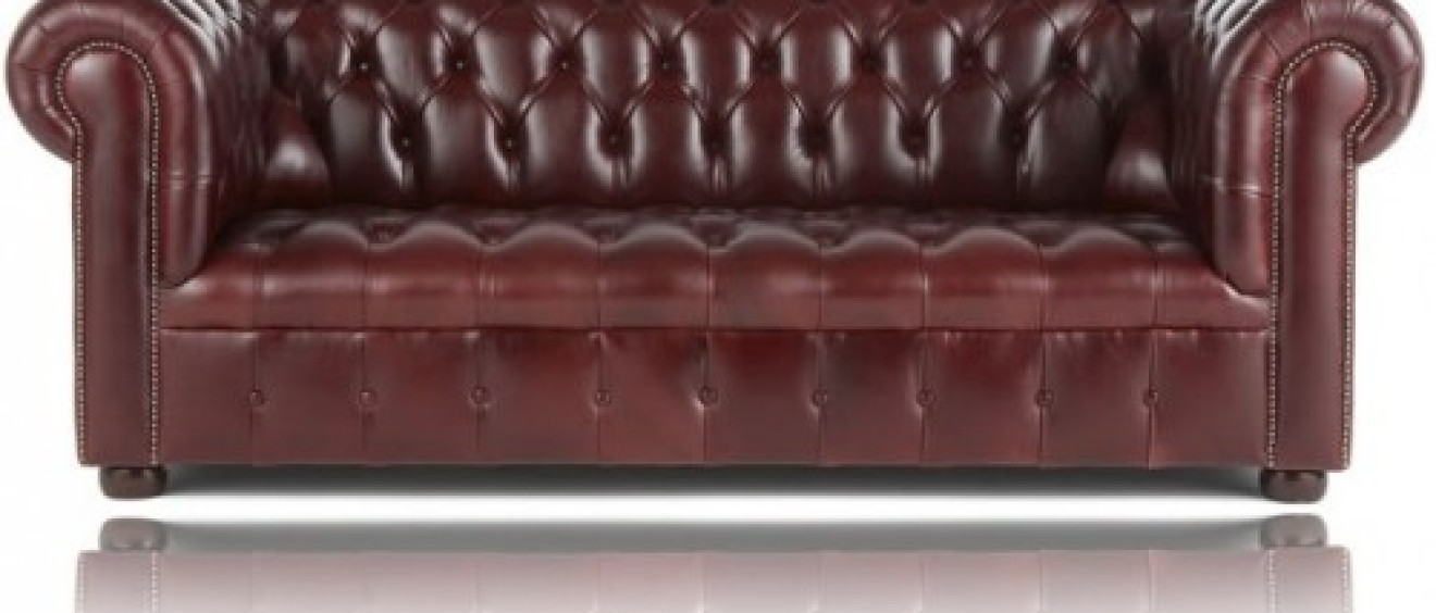 Mozart Chesterfield Sofa