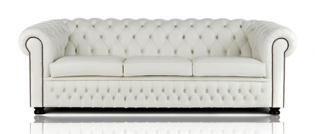 Strauss Chesterfield sofa