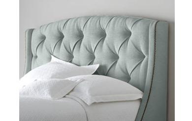 Agatha Headboard headboards bed fabric headboard