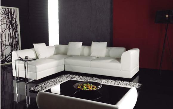 Garnier Modern Couch