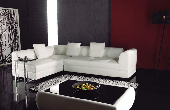 Garnier Modern Couch corner unit