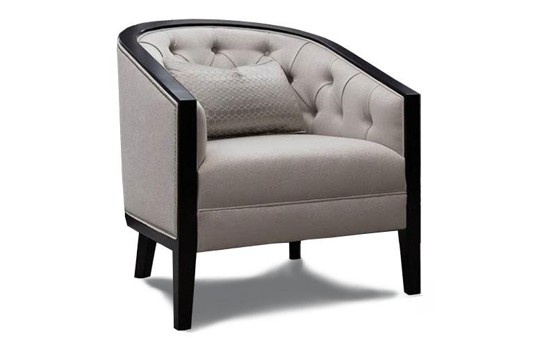Hardington tub chair leather chair