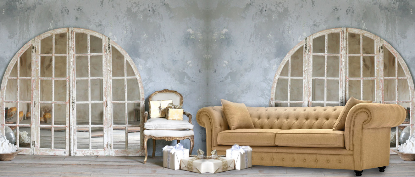 Born Furniture Chesterfield interior design trends