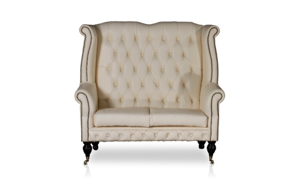 Queen Ann Love Seat