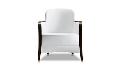 Born Furniture Noire et Blanc Tub Chair