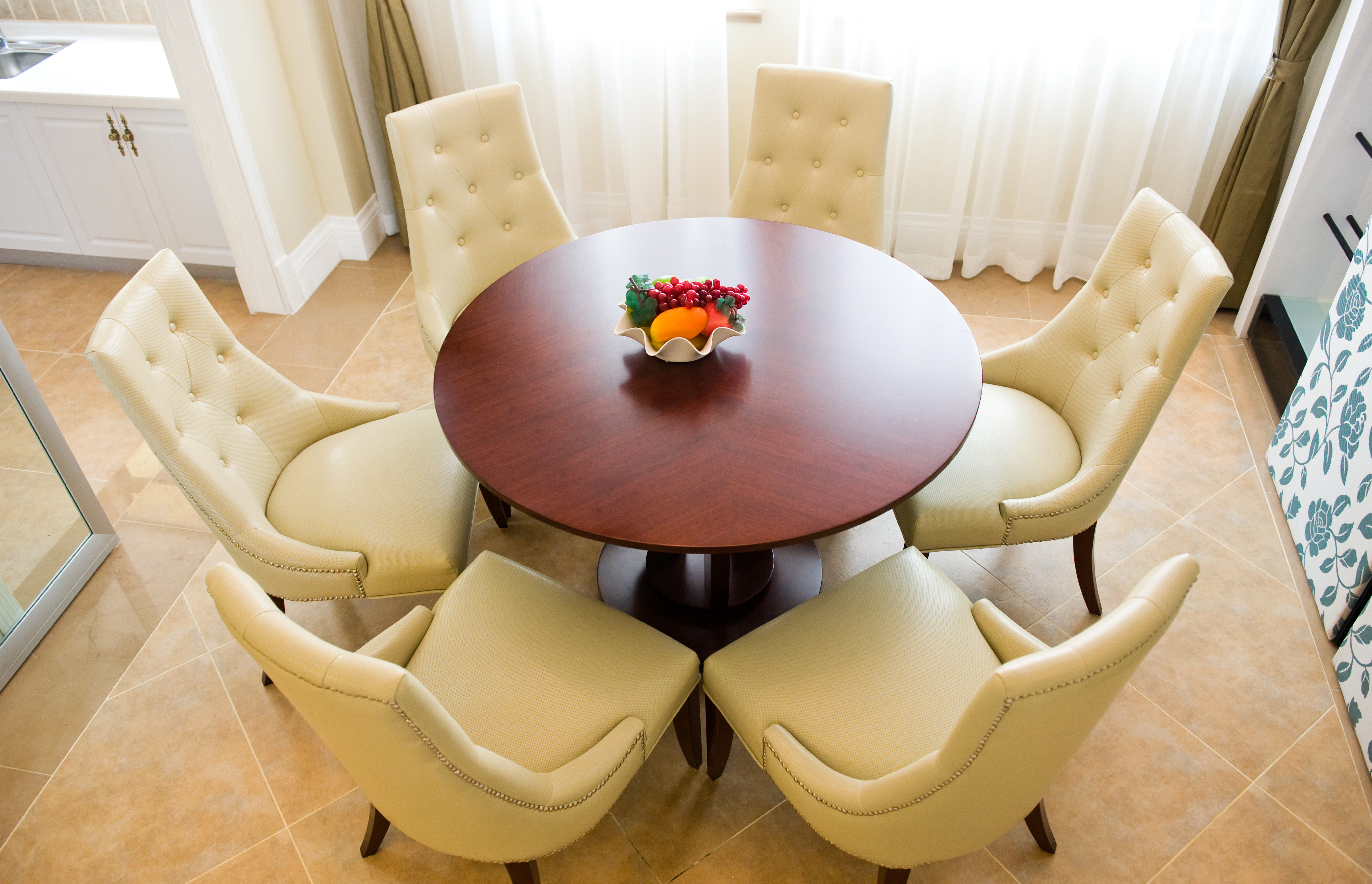 born furniture dining room dining chair dining table leather fabric home decor
