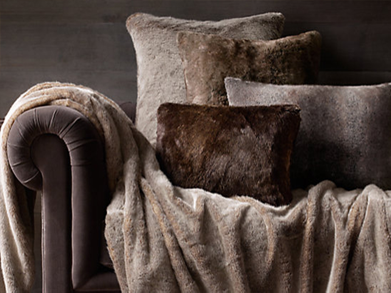 born furniture winter home decor chesterfield throw scatter cushions
