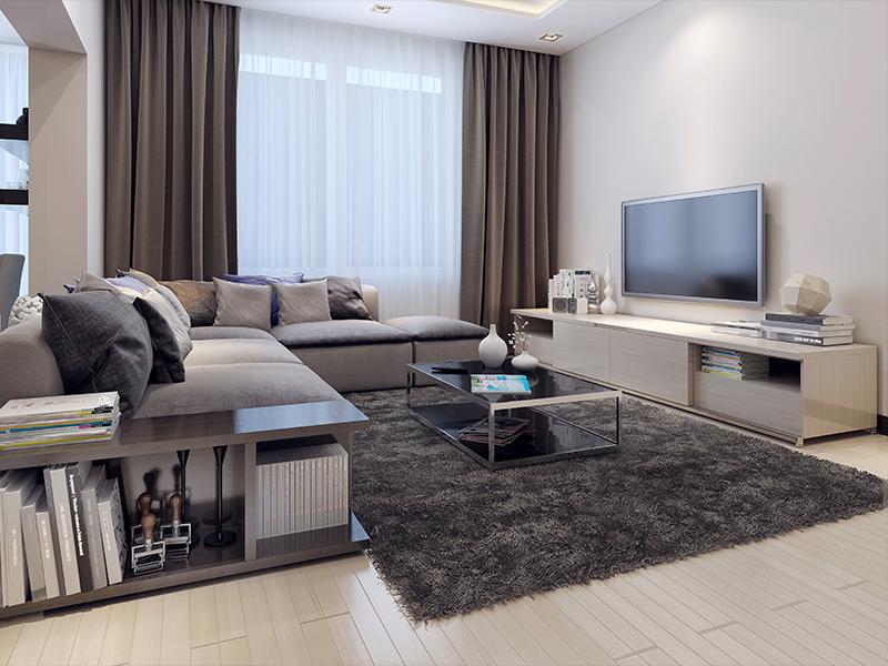 born furniture winter home decor ottoman throw corner unit