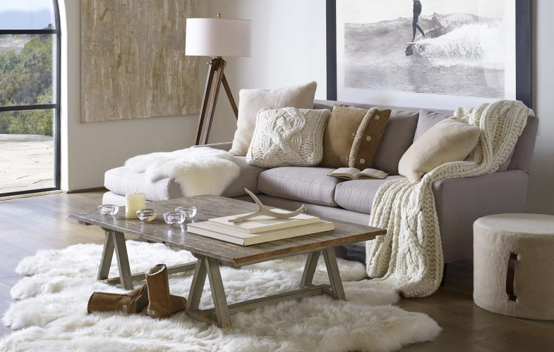 winter home essentials from Born Furniture