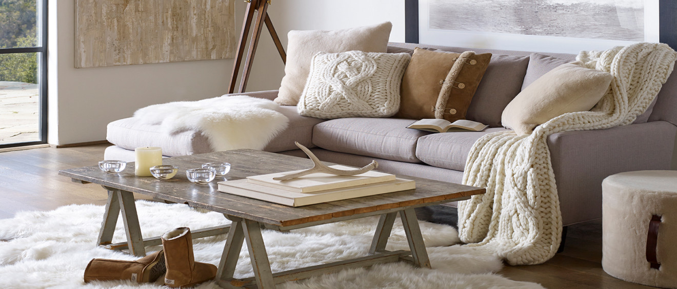 born furniture winter home decor