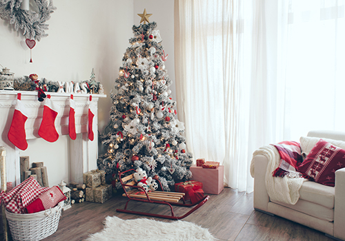 born furniture christmas festive holidays