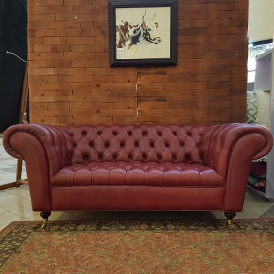 vintage 1930's chesterfield