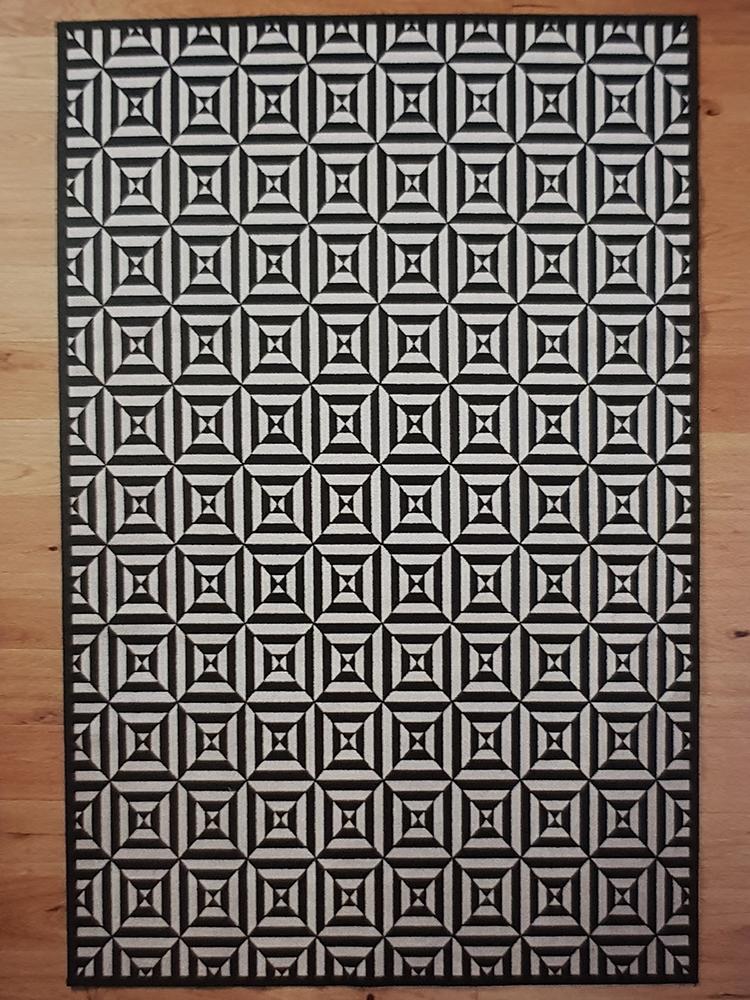 Domino Chess carpet