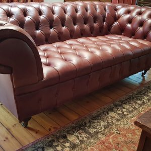 Born Furniture Vintage 1930's Chesterfield
