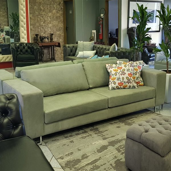 Born furniture barcelona 3 seater couch