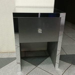 Born Furniture Mirror Pedestals