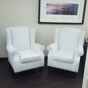 Born Furniture Nielson Wingback