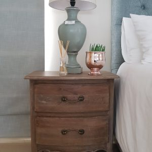 Born Furniture, Headboard, Bedroom, Pedestal