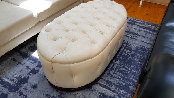 Born Furniture Richard Ottoman