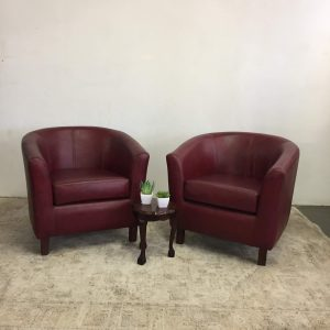 Born Furniture Scottish Tub Chairs