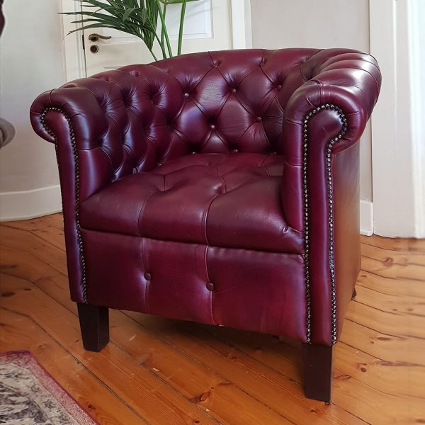 Born Furniture Spencer tub chair
