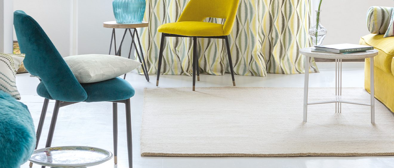 Born Furniture, 2020 home decor trends, home decor trends, new decor trends, decor, decor trends, 2020 trends, home decor, interior design, Vintage furniture, floral print, floral wallpaper, upholstery, wall upholstery, bedroom wall upholstery, curved sofa, chesterfield, chesterfield sofa, Leather, fabric, Pantone, Pantone of the year, blue, classic blue, performance fabric, FibreGuard, stain-free fabric, Renew your home,